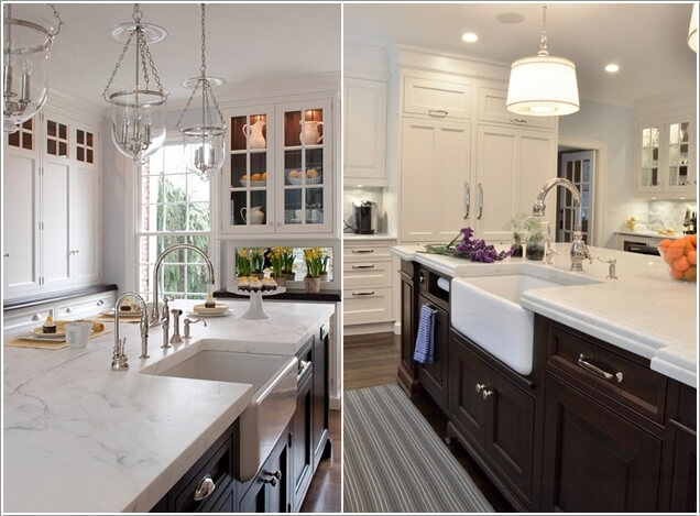 15 Interesting Elements You Can Add to a Kitchen Island 10