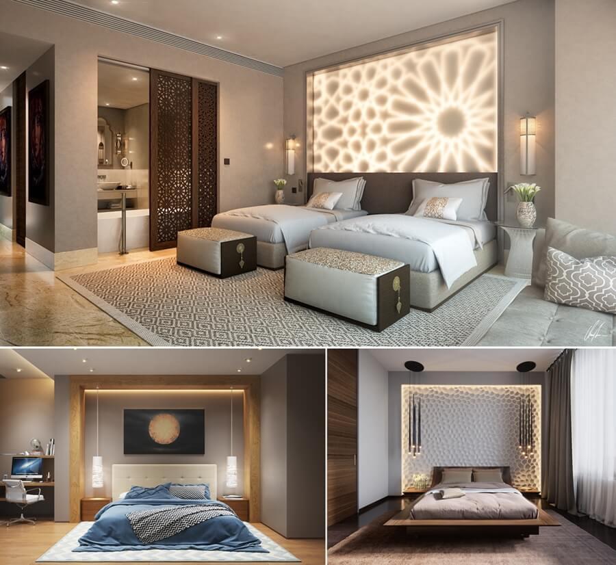 Amazing Bedroom Lighting Ideas: 25 Inspiring And Chic Bedroom Lighting Ideas
