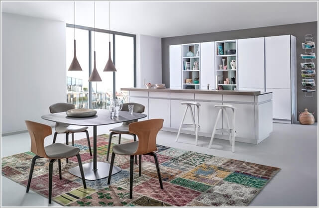 Give Your Kitchen a New Life with Patchwork Design Details 2