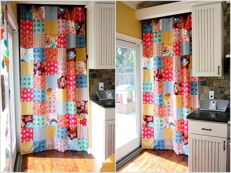Give Your Kitchen a New Life with Patchwork Design Details 6
