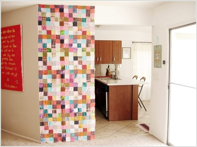 Give Your Kitchen a New Life with Patchwork Design Details 8