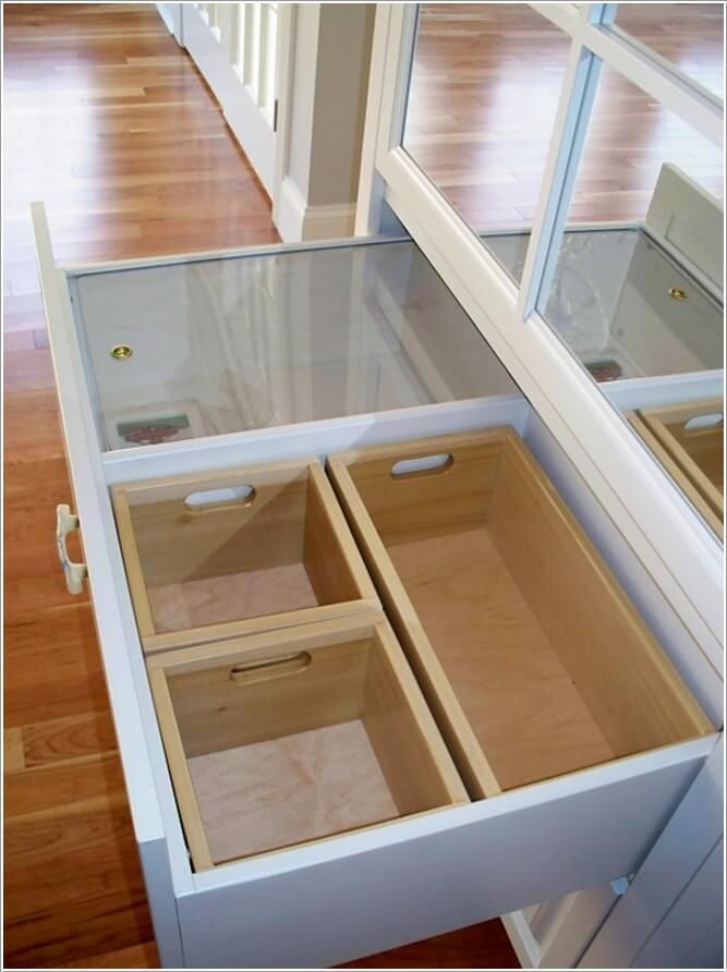 10 Clever Ways to Divide Your Kitchen Drawers 6