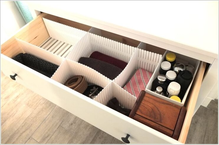 10 Clever Ways to Divide Your Kitchen Drawers 7