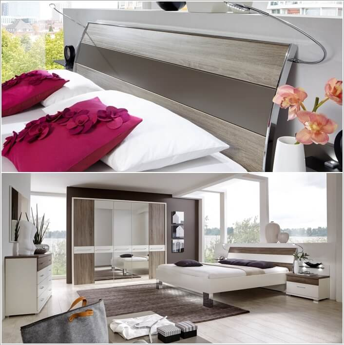 10 Cool Bed Designs with Built-In Lights 2