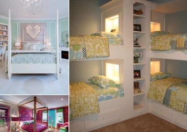 10 Cool Bed Designs with Built-In Lights fi