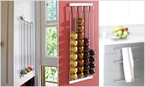 10 Cool Nespresso Capsules Storage Ideas 8