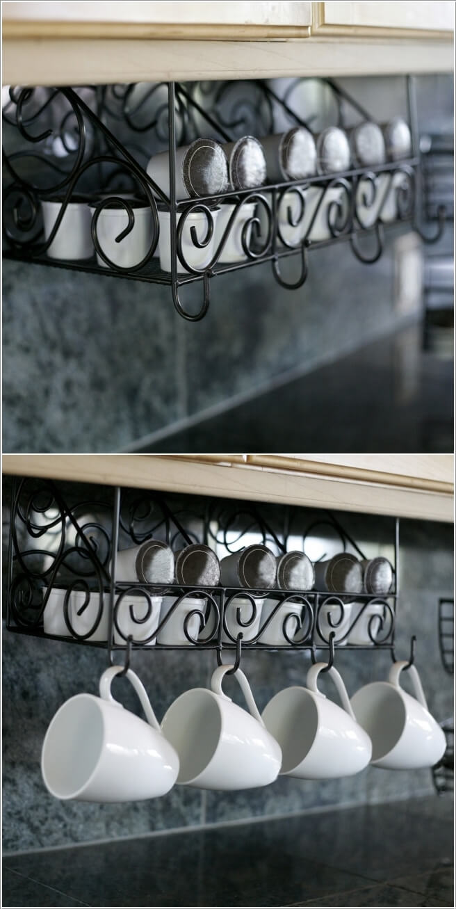 10 Cool Nespresso Capsules Storage Ideas 10