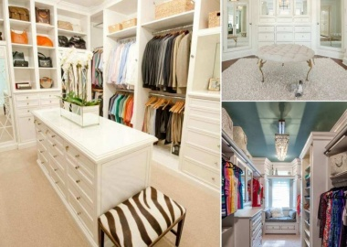 10 Cool Seating Ideas for Your Walk-In Closet fi