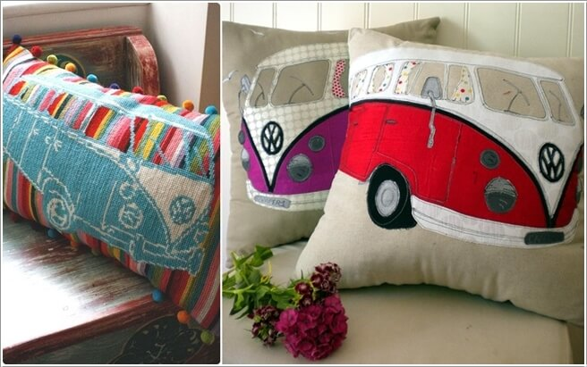 10 Cool VW Camper Inspired Home Decor Ideas 5