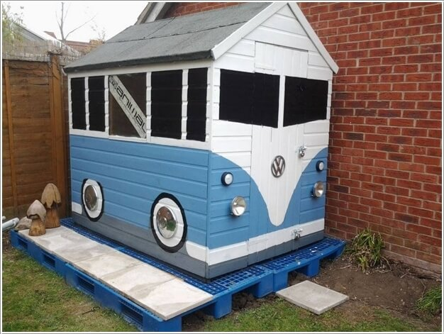 10 Cool VW Camper Inspired Home Decor Ideas 1