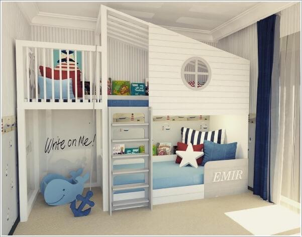 10 Fabulous Multi-Purpose Furniture Designs for Your Kids Room 2