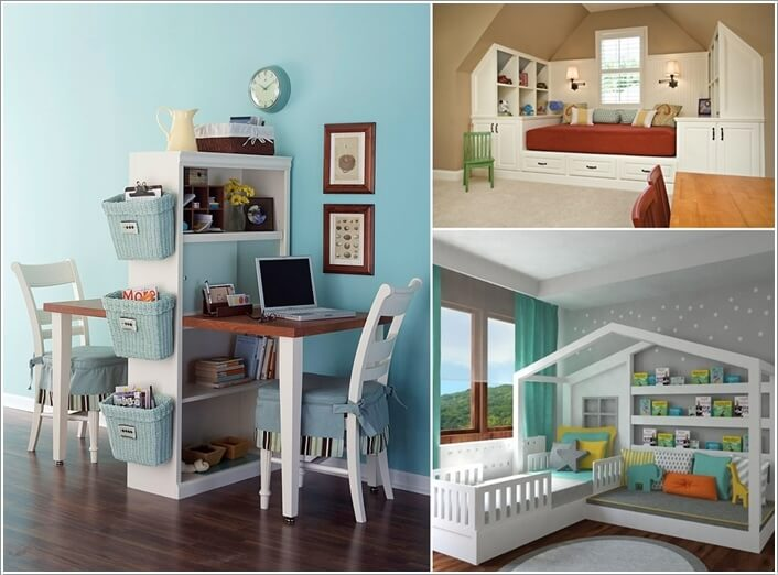 Genial 10 Fabulous Multi Purpose Furniture Designs For Your Kids Room A