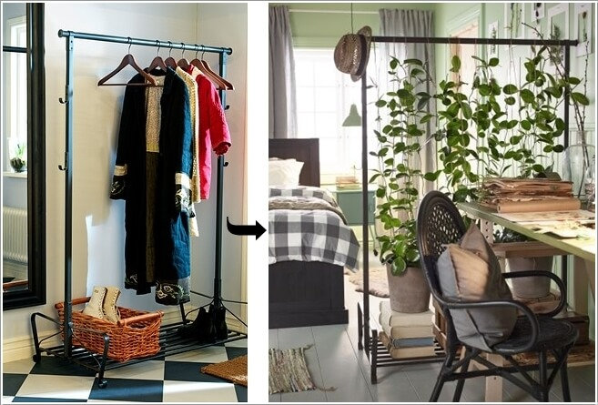10 Ideas For Room Dividers In A Studio Apartment 8