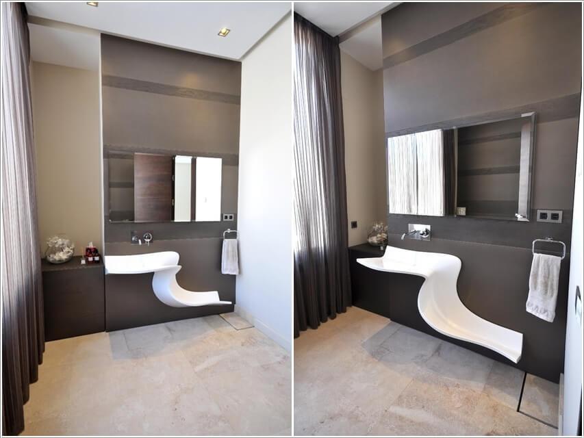 10 Stylish Sink Designs for Your Bathroom 10
