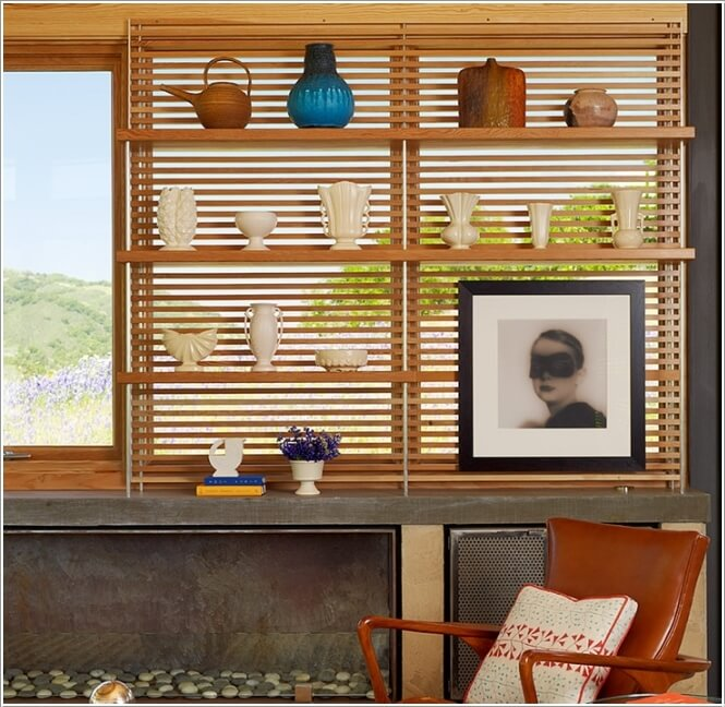 15 Stylish Ways to Decorate Your Home with Wood Screens 12