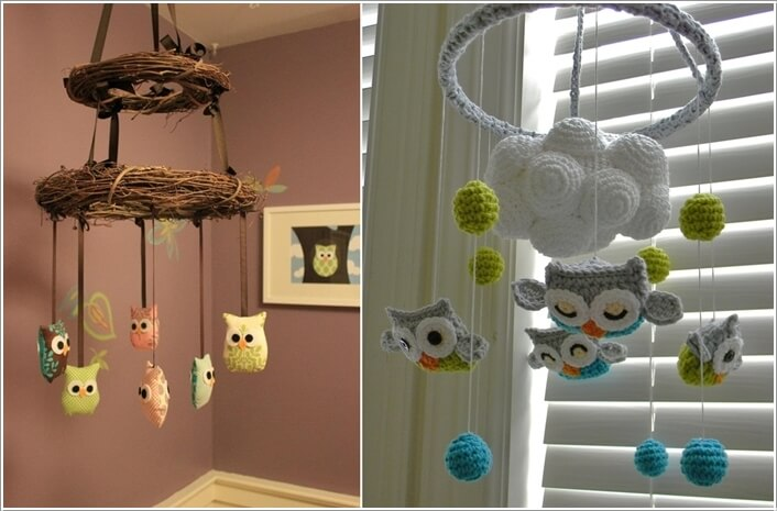 15 Cute Ways to Decorate Your Kids' Room with Owl Inspiration 7