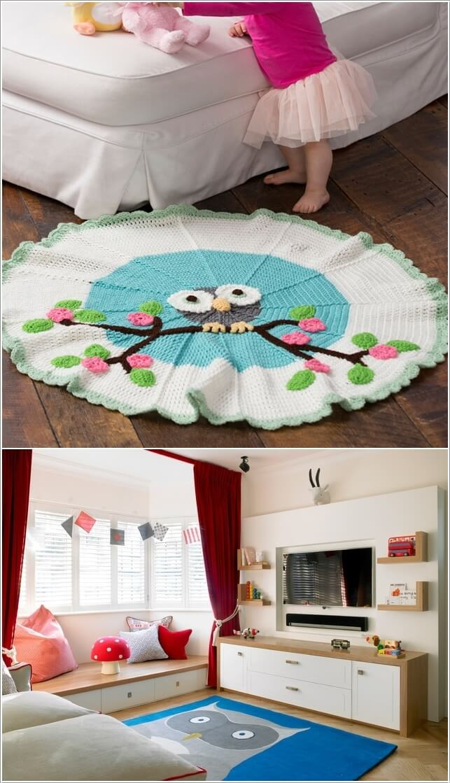 15 Cute Ways to Decorate Your Kids' Room with Owl Inspiration 5