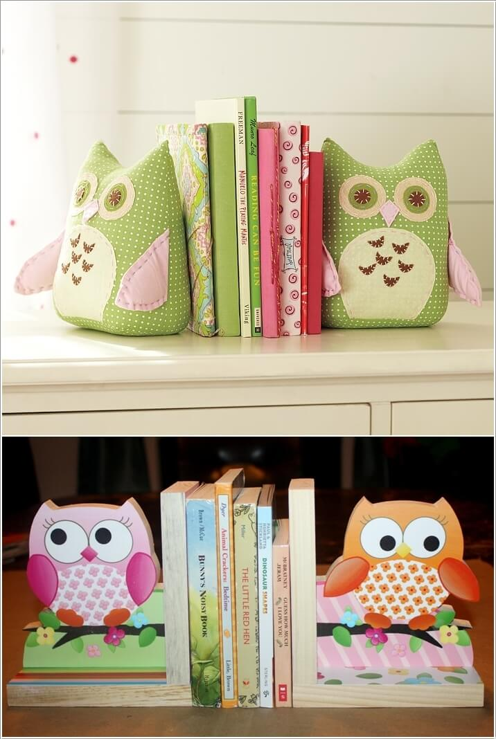 15 Cute Ways To Decorate Your Kids Room With Owl Inspiration