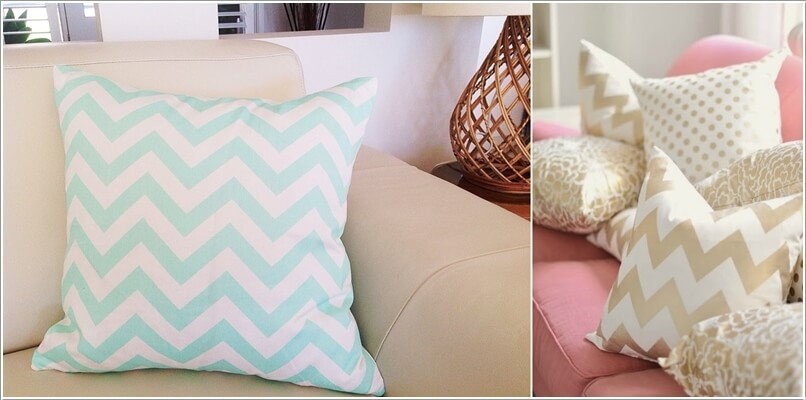 15 Uniquely Chic Ways to Decorate Your Home with Chevron Pattern 11