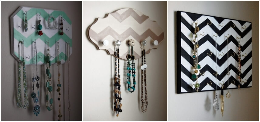 15 Uniquely Chic Ways to Decorate Your Home with Chevron Pattern 13