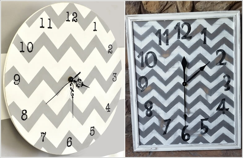 15 Uniquely Chic Ways to Decorate Your Home with Chevron Pattern 14