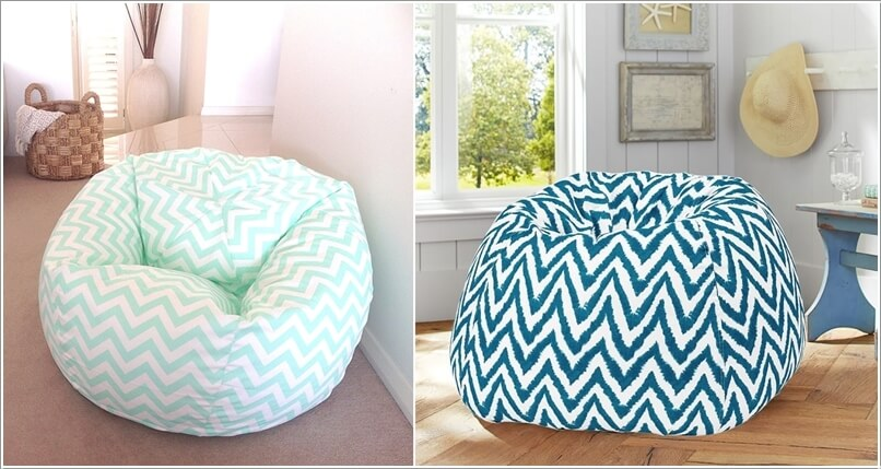 15 Uniquely Chic Ways to Decorate Your Home with Chevron Pattern 15