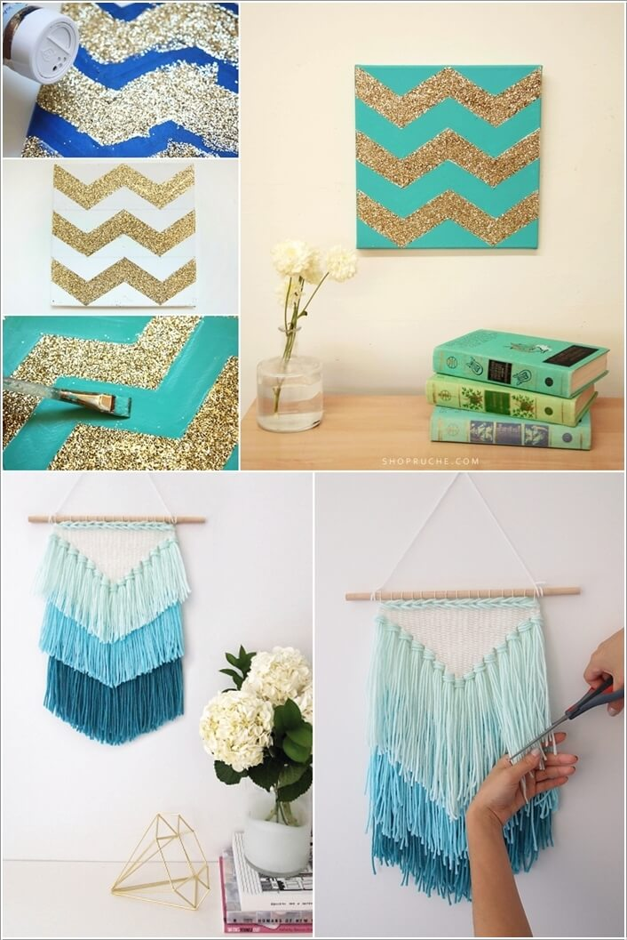 15 Uniquely Chic Ways to Decorate Your Home with Chevron Pattern 9