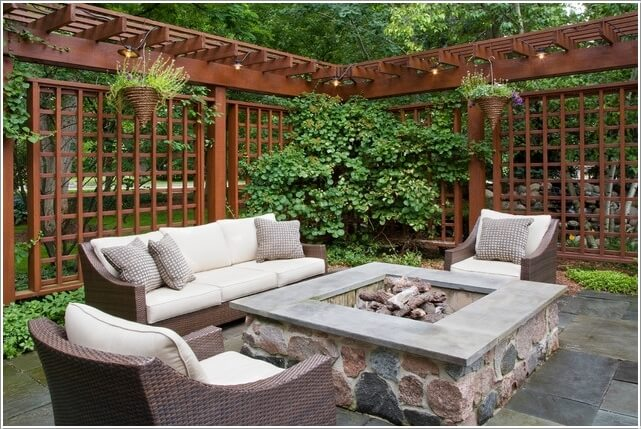 10 Ways to Create a Garden Feature With a Pergola 8