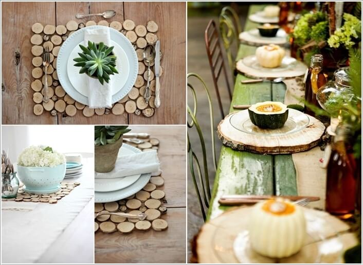 10 Wonderful DIY Placemat Ideas for Your Dining Table 5