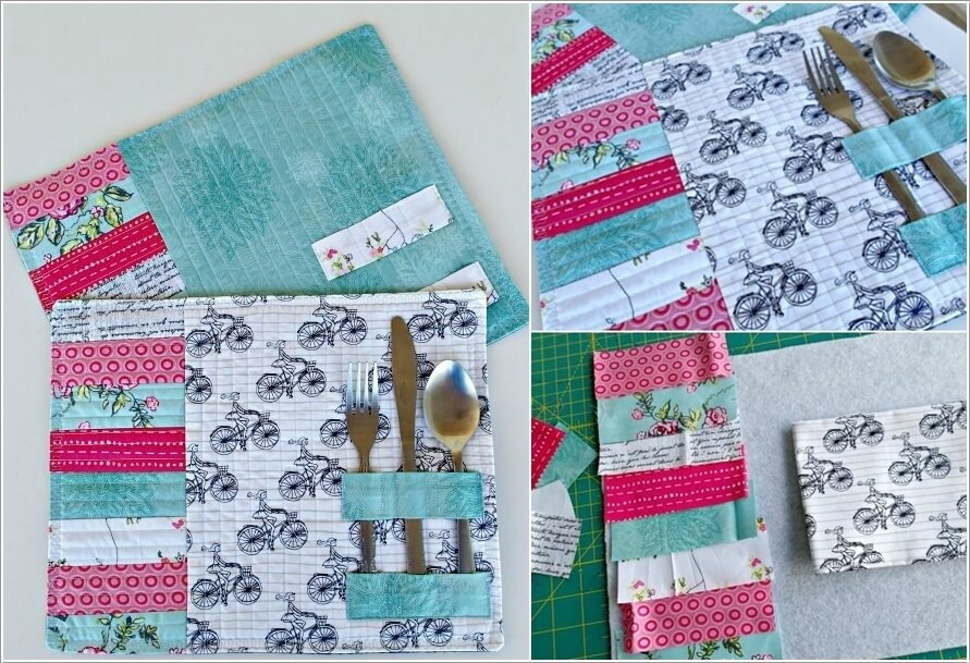10 Wonderful DIY Placemat Ideas for Your Dining Table
