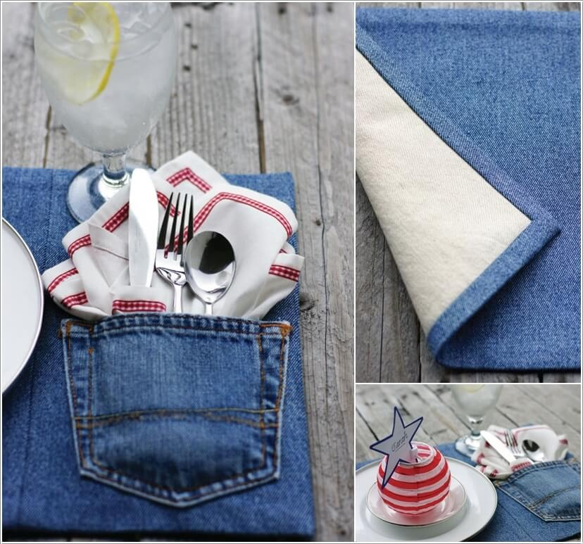 10 Wonderful DIY Placemat Ideas for Your Dining Table 10