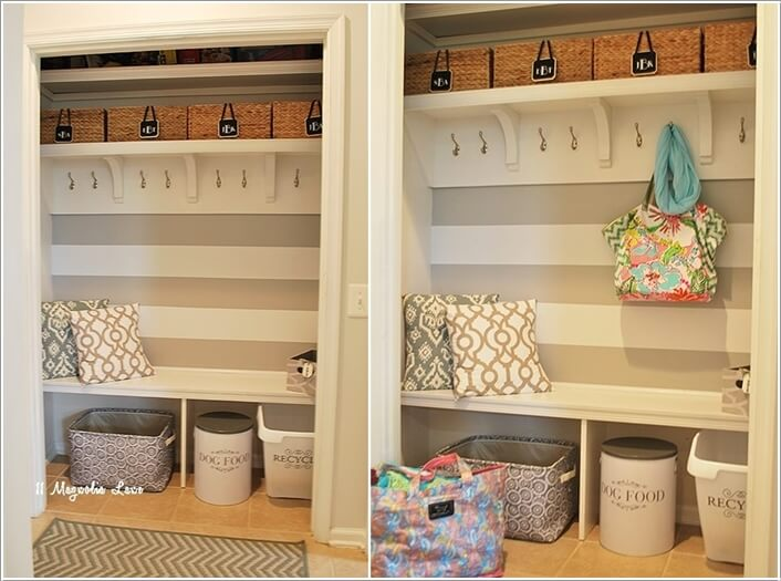 15 Clever Ways to Claim An Unused Closet Space 2