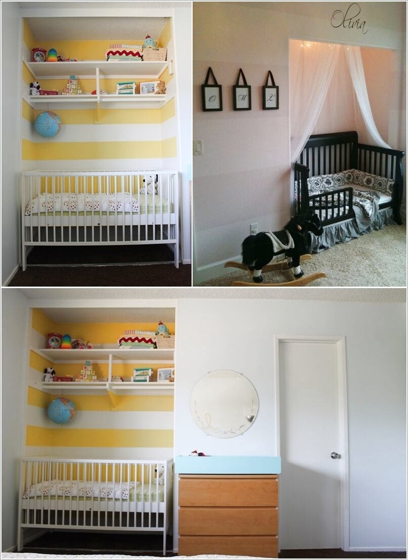 15 Clever Ways to Claim An Unused Closet Space 11