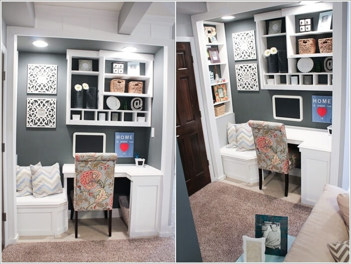 15 Clever Ways to Claim An Unused Closet Space 4