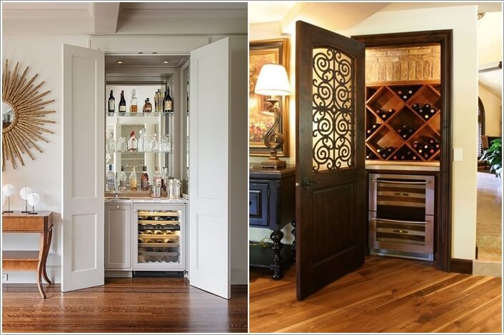 15 Clever Ways to Claim An Unused Closet Space 5
