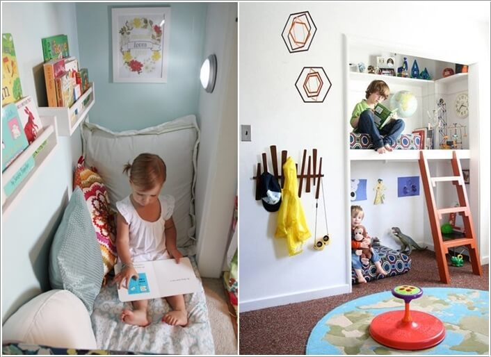 15 Clever Ways to Claim An Unused Closet Space 7