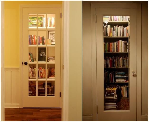 15 Clever Ways to Claim An Unused Closet Space 8