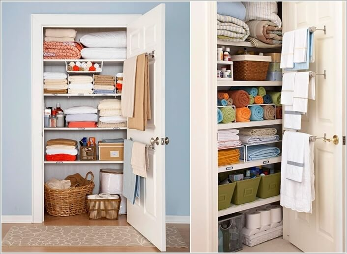 15 Clever Ways to Claim An Unused Closet Space 9