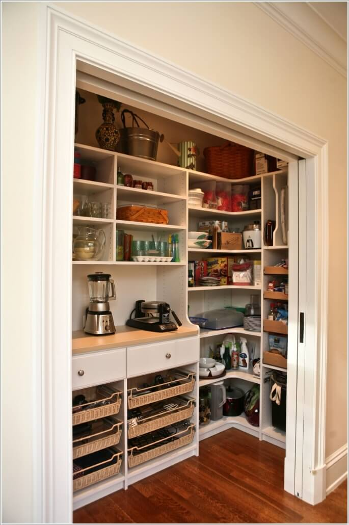 15 Clever Ways to Claim An Unused Closet Space 1