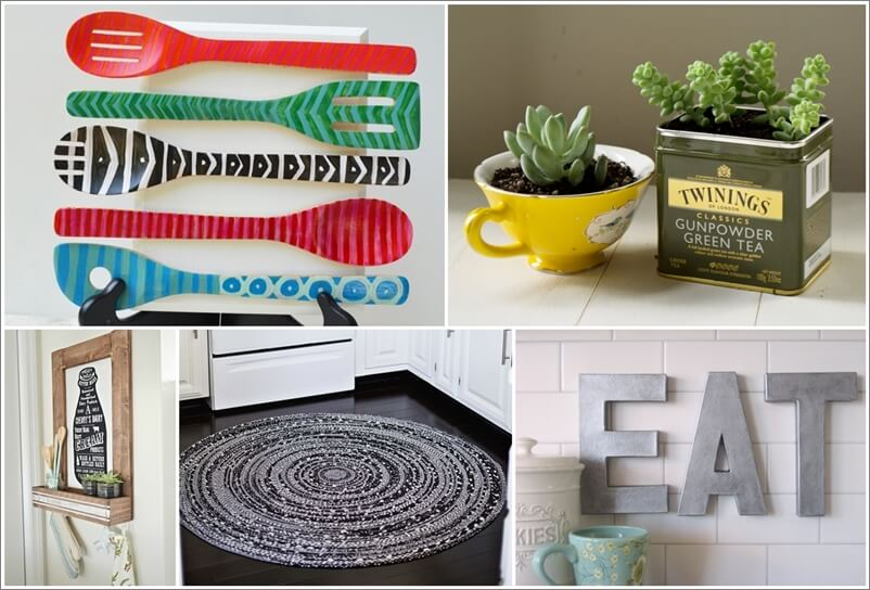 28 Affordable Kitchen DIY Projects You Will Admire 1