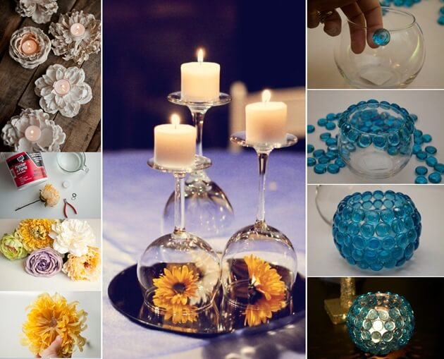 Beauteous diy candle holder ideas for your home