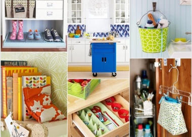 Boost Your Home's Storage with Re-purposed Stuff 1