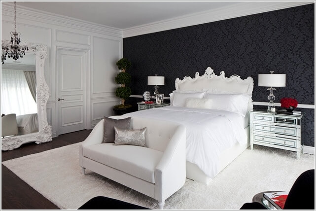 Design Your Bedroom with a Spice of Ornate Details 5