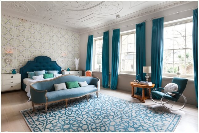 Design Your Bedroom with a Spice of Ornate Details 6