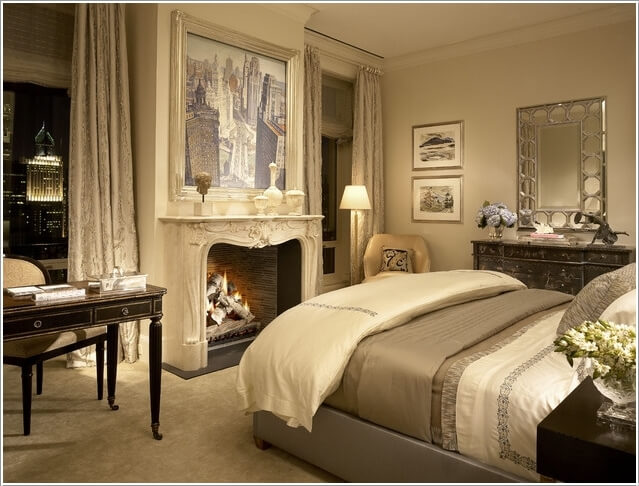 Design Your Bedroom with a Spice of Ornate Details 8