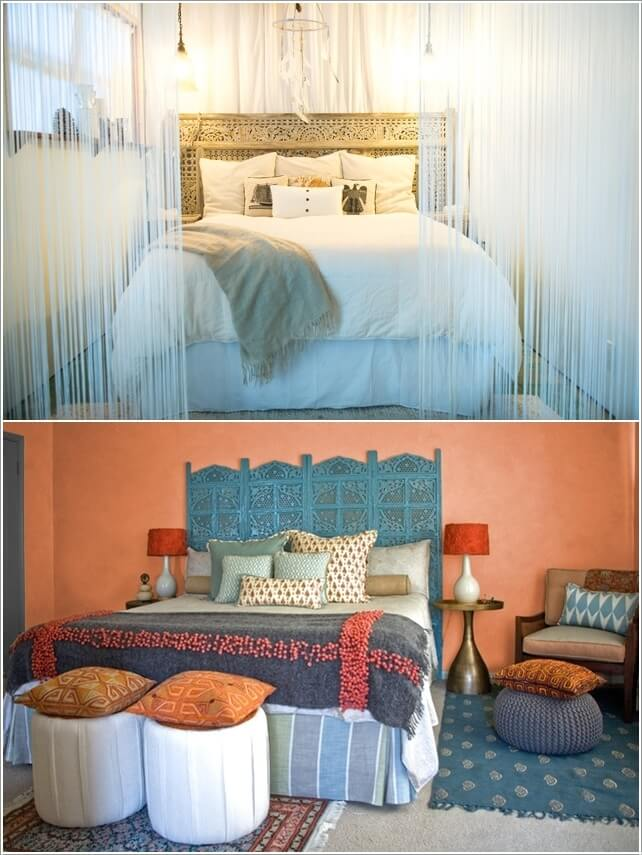 Design Your Bedroom with a Spice of Ornate Details 10