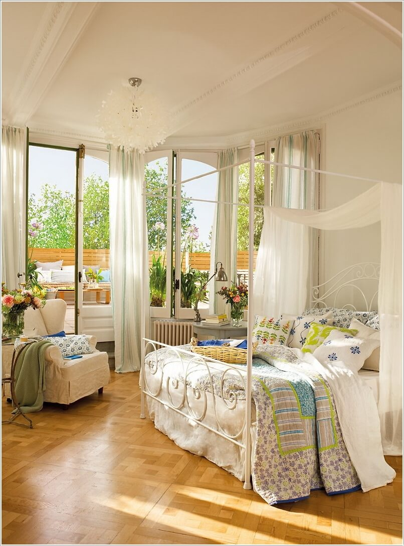 Design Your Bedroom with a Spice of Ornate Details 1