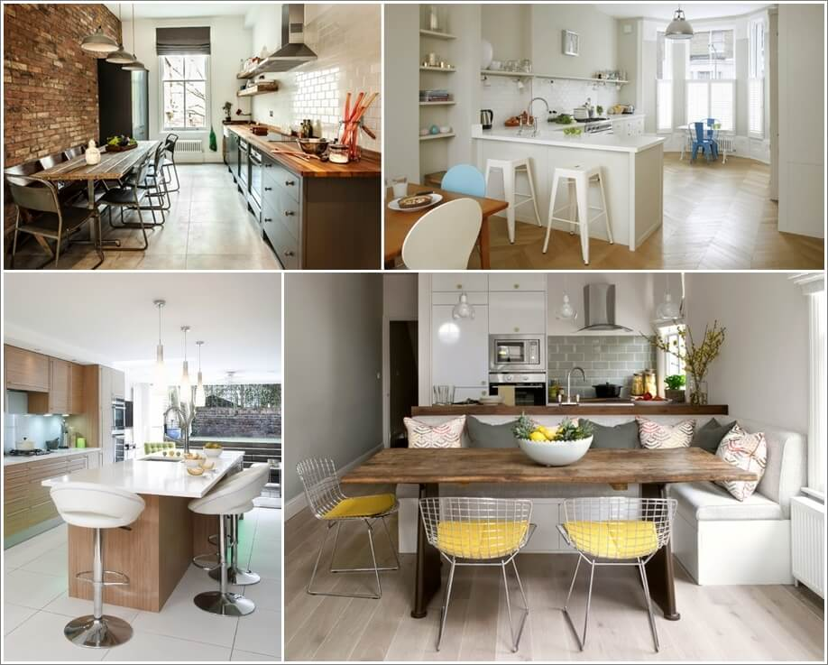 Interesting Ideas for Designing a Sociable Kitchen 1
