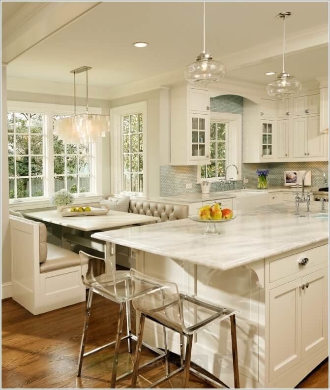 What Kind Of Kitchen Island Seating Is Your Favorite