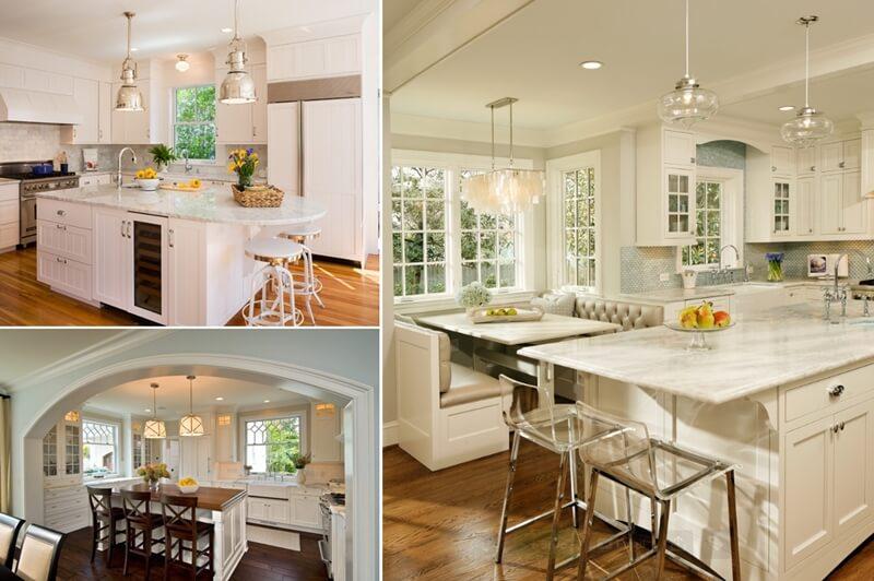 astonishing kitchen island seating | What Kind of Kitchen Island Seating is Your Favorite?